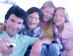 couple,homme,femme,mariage,société,parents,adolescent,gauthier,maurice luca