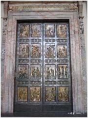 saint-pierre,porte sainte,jubilé,année sainte,miséricorde